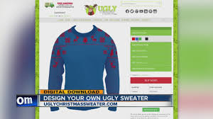 Ugly Christmas Sweaters: Online Tool Lets You Design Your Own ... Unexpected Journey Cast Navy Tee Official T Shirt Design How To Make Your Own Merchandise Youtube Emejing Designing Shirts At Home Photos Interior Ideas Diy Clothes 5 Projects Cool Your Own Mesmerizing Team Edge Build Kids Youth Tshirt Crowdmade 100 Screen 30 Minimal Workspaces That Stunning Gallery Createecoke With Pictures Wikihow Pic Of Print Tshirt Prting Without