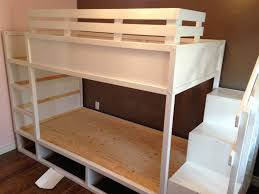 Queen Loft Bed Plans by Bunk Beds Twin Over Queen Bunk Bed Walmart Ikea Stuva Loft Bed