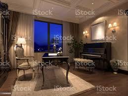 Home Interior Work Home Office Work Room Interior Stockfoto Und Mehr Bilder Akademisches Lernen