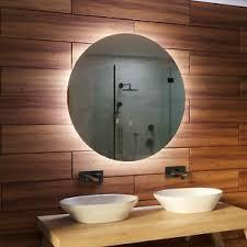 badspiegel mit led beleuchtung wandspiegel rund spiegel