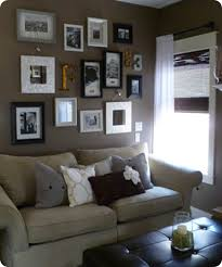 Embellished Gallery Wall