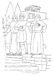 Free Bible Story Coloring Pages To Print