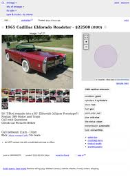 100 Craigslist Chicago Il Cars And Trucks By Owner For 22500 This 1965 Cadillac TBird Pontiac Could Be The Most