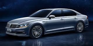VW Phideon flagship luxury sedan Business Insider