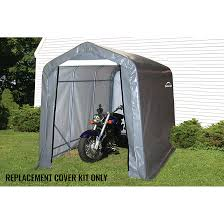 Arrow Floor Frame Kit by Replacement Cover Kit For The Shed In A Box 6 X 10 X 6 Ft 6 In
