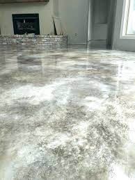 Diy Polish Concrete Floor Best Floors Ideas On Polished Cement Finish Stain