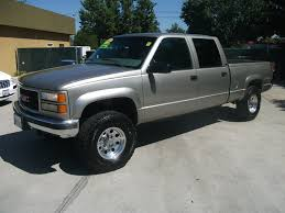 2000 GMC SIERRA (CLASSIC) 2500 CREW CAB SHORT BED 2000 Gmc Sierra Single Cab News Reviews Msrp Ratings With Gmc 2500 Williams Auto Parts Ls Id 28530 Frankenstein Busted Knuckles Truckin To 2006 Front Fenders 4 Flare And 3 Rise 4door Sierra 1500 Single Cab Lifted Chevy Truck Forum Tailgate P L News Blog 3500 Farm Use Photo Image Gallery Classic Photos Specs Radka Cars Information Photos Zombiedrive Coletons Monster