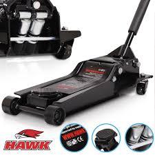 Back Jack Chair Ebay by Hawk 3 Ton Super Low Entry Hydraulic Twin Piston Car Van 4x4