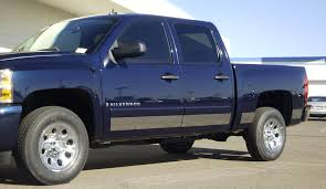 100 2013 Chevy Trucks 2007 Chevrolet Silverado 55 Stainless Rocker Panels 8pc
