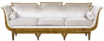 casa padrino luxus jugendstil 3er sofa weiß hellbraun edles handgefertigtes wohnzimmer sofa barock jugendstil wohnzimmer möbel