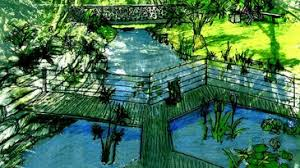Mounts Botanical Garden to add Windows on the Floating World