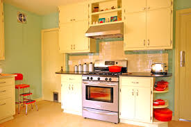 Being Old With 50s Style Kitchen 1950s Decor Retro Aesthetic