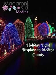 Wadsworth Ohio Christmas Tree Farm by Christmas Light Displays In Medina County Macaroni Kid