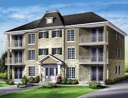 Photos And Inspiration Multi Unit Home Plans by 98 Best Rental Images On Home Plans Floor Plans And