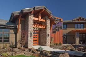 exterior work craftsman with front door mount wall lights