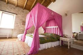 Twin Canopy Bed Curtains by Canopy Bed Curtains U2013 Teawing Co