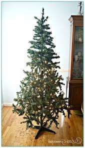 Simon Pearce Christmas Trees by Slim Fiber Optic Christmas Tree