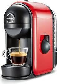 Lavazza A Modo Mio Minu Coffee Maker Red