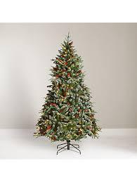 John Lewis Partners Lymington Pre Lit Christmas Tree