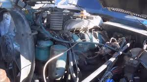 Chevy Truck With A 14.2 L Semi Truck V8 Update – Engine Swap Depot