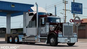 GTM Kenworth W900B V1.0 1.31.X Mod For American Truck Simulator, ATS