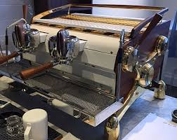 Baristas Are Still Getting Familiar With The Custom Slayer Espresso Machine Tim Carman