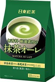 Decaf Pumpkin Spice Latte Panera by Nitto Tea Matcha Au Lait Stick 12gx10p By Nitto Awesome