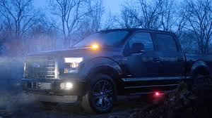 Darkness No More: Ford Shows Off Factory-installed Strobe Warning ... Ijdmtoys Strobe Flash Led Cab Roof Light Kit Youtube Str242led Review Cop Car Style 1 Car Truck White Warning Emergency Beacon Ford Americas Truck Leader And The Only Automaker To Offer An Auto Windshield 14 Mode 9w 9 Led Trucklite Hideaway Remote Soundoff Signal F150 Four Corner 1517 Kits For Plow Trucks Iron Blog Lights Onlineledstorecom Motor Co Adds Strobe Light Kit For Fleet Owner