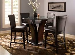 Raymour And Flanigan Kitchen Dinette Sets by Dining Table Behind Sofa Cool Sectional Dining Room Table Home