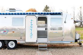 100 Airstream Trailer Restoration Vintage Renovations Renovation Travel