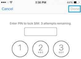 How to Set Up SIM Card Lock iPhone