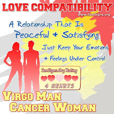 virgo man compatibility with women from other zodiac signs sun signs