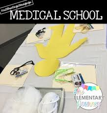 Set The Stage To Engage Transformed Classroom Into An Operating Room For