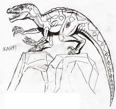 Realistic Dinosaur Free Coloring Pages 325326