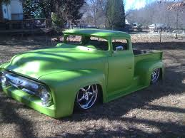 Customchoptop 1956 Ford F-1 Specs, Photos, Modification Info At ...
