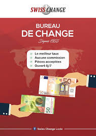 swiss change le locle accueil