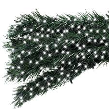 Christmas Tree Amazon Uk by The Christmas Workshop 720 Led Bright Chaser Cluster String Lights