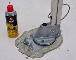 Diy Remove A Camper Jack by Lubing My Fifth Wheel Trailer Love Your Rv