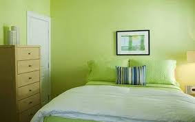 house trendy green bedroom walls with matching comforter cool