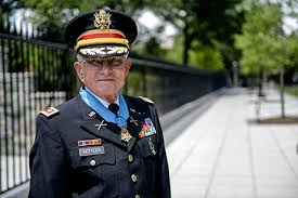 Most Decorated Soldier Vietnam by Lieutenant Colonel Charles Kettles Medal Of Honor Recipient