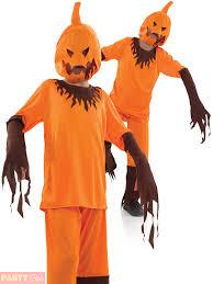 Scary Pumpkin Printable by Childs Scary Pumpkin Costume Boys Horror Halloween Fancy Dress