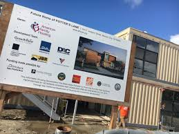 100 Shipping Containers California A New Use For Old Housing For Veterans