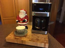 The Perfect Cup Of Coffee With Braun BrewSense Drip Maker