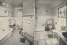 historical bathroom photos 皓 1912 bungalow