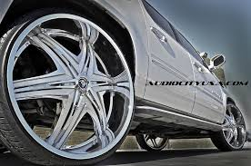 Cadillac Escalade EXT custom wheels Diablo Elite 30x10 0 ET