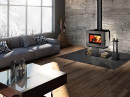 Ceiling Radiation Damper Code by Soho Wood Stoves Osburn