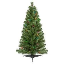 Black Pre Lit Pop Up Christmas Tree by Christmas Trees Target
