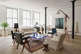 100 New York Loft Design A Peek Into Phillip Lims Trendland Online