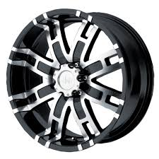100 Helo Truck Wheels Amazoncom HE835 Gloss Black Machined Wheel 17x88x170mm