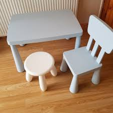 Ikea Childrens Table And Chairs Ikea Mammut Kids Table And Chairs Mammut 2 Sells For 35 Origin Kritter Kids Table Chairs Fniture Tables Two High Quality Childrens Your Pixy Home 18 Diy Latt And Hacks Shelterness Set Of Sticker Designs Ikea Hackery Ikea